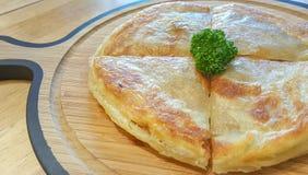 Roti chuch z baleron solą Zdjęcie Royalty Free