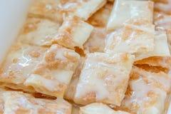 Roti dolce Fotografia Stock Libera da Diritti
