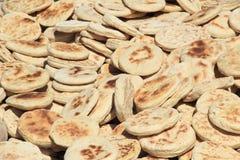 Roti fried bread. Stock Image