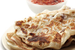 Roti indien Canai Image stock