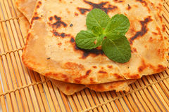 Roti Paratha Royalty Free Stock Photos