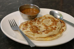 Roti Prata Royalty Free Stock Image