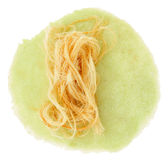 Roti Saimai (棉花糖) 免版税库存图片