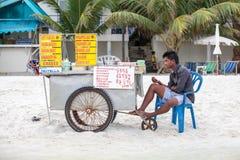 Roti-Shop Lizenzfreie Stockfotos