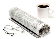 Rotina da manhã Imagem de Stock Royalty Free