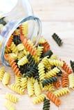 rotini макаронных изделия Стоковая Фотография RF