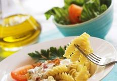 Rotini Pasta Royalty Free Stock Photos
