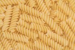 Rotini pasta Arkivbilder