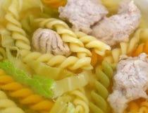 Rotini pasta Royalty Free Stock Image