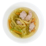 Rotini pasta Stock Images