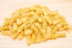 Rotini Pasta Royalty Free Stock Photography