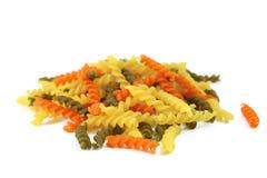 Rotini pasta Stock Photo