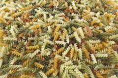 Rotini pasta Stock Image