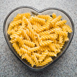 Rotini Twirls Royalty Free Stock Image