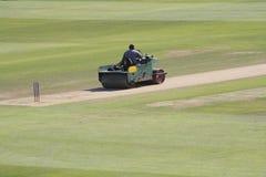 Rotolamento del wicket fotografia stock libera da diritti