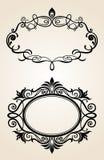 Rotoli e blocco per grafici dell'annata. royalty illustrazione gratis