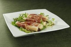 Rotolo del bacon Immagine Stock Libera da Diritti