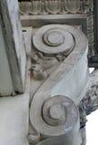 Rotolo del cemento Fotografie Stock