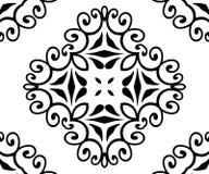 Rotolo della decorazione Immagini Stock