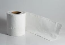 Rotolo di carta igienica Immagini Stock