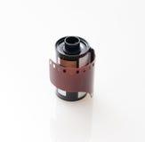 rotolo di film di 35mm immagini stock