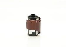 rotolo di film di 35mm immagine stock