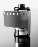 rotolo di pellicola negativa di 35mm per la macchina fotografica Immagini Stock