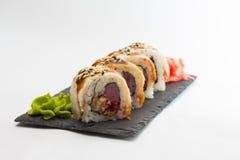 Rotolo di sushi Immagine Stock Libera da Diritti
