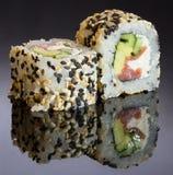 Rotolo di sushi Fotografia Stock