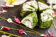 Rotolo di sushi di Maki Immagine Stock Libera da Diritti