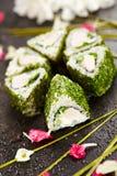 Rotolo di sushi di Maki Immagini Stock