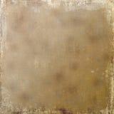 Rotolo di tela della pergamena del Sandy - priorità bassa Grungy Fotografia Stock Libera da Diritti