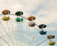 Rotonda contro il cielo fotografie stock libere da diritti