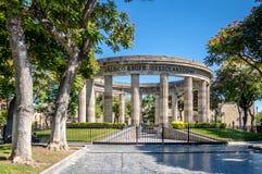 Rotonda de los Jalisciences Ilustres - Guadalajara, Jalisco, Mexico Royalty Free Stock Images