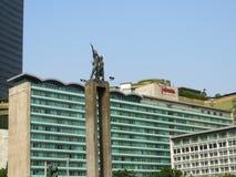 Rotonda dell'Indonesia dell'hotel fotografia stock libera da diritti