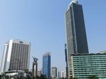 Rotonda dell'Indonesia dell'hotel fotografie stock libere da diritti