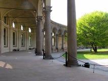 Rotonda della Besana, Milan, Italien Royaltyfri Fotografi