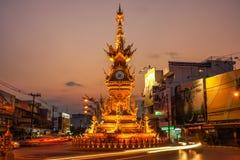 Rotonda della torre di orologio Fotografia Stock Libera da Diritti