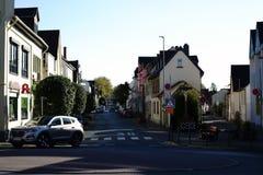 Rotonda in Nieder-Olm immagine stock libera da diritti