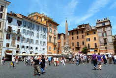 Rotonda square Royalty Free Stock Photos