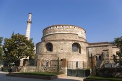 The Rotonda, Thessaloniki Royalty Free Stock Image