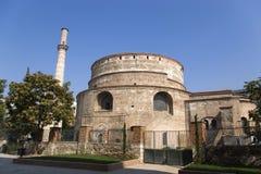 rotonda thessaloniki стоковое изображение rf