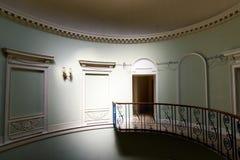 Rotonde Nelson Stair in Somerset House royalty-vrije stock afbeeldingen