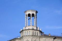 Rotonde op het dak Royalty-vrije Stock Afbeelding