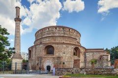 Rotonde van Galerius, Thessaloniki, Griekenland royalty-vrije stock afbeelding