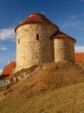 Rotonde van st. Catrin Royalty-vrije Stock Afbeeldingen