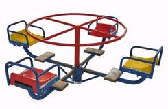 Rotonde voor kinderen stock afbeeldingen