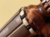 Rotor background Stock Image