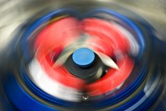 Rotor of centrifuge Royalty Free Stock Image