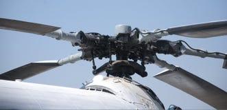 Rotor d'hélicoptère Photos libres de droits